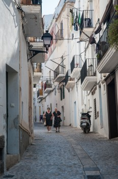Ibiza, September