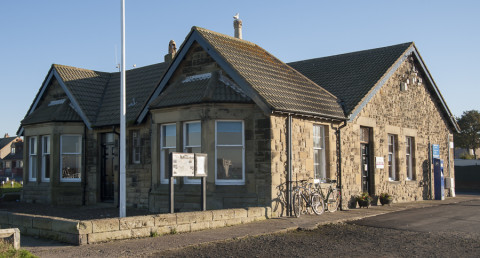 The Harbour Gallery, Amble